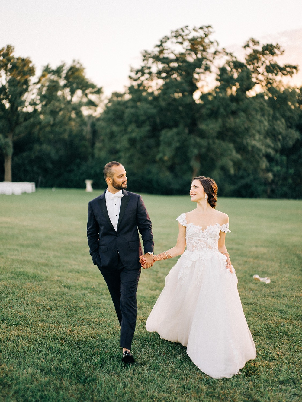 Chicago Wedding Planner at Orchard Ridge Farms