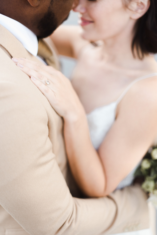 2021 intimate chicago wedding at intimate chicago wedding venue