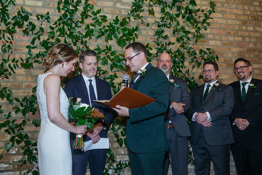 best chicago wedding planner near me wedding at trigger chicago