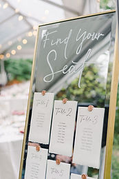 Best Practices for Wedding RSVPs & Seating Assignments