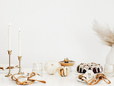 Our Favorite Fall Wedding Trends