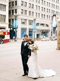Chicago wedding planner near me by Sean