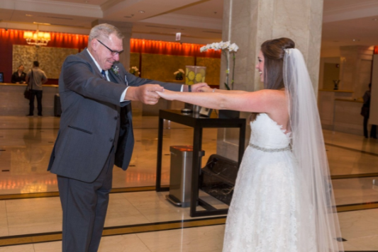 JW Marriott Chicago Wedding