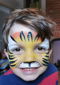 Several different party packages are available, including face painting, glitter tattoos and balloons!