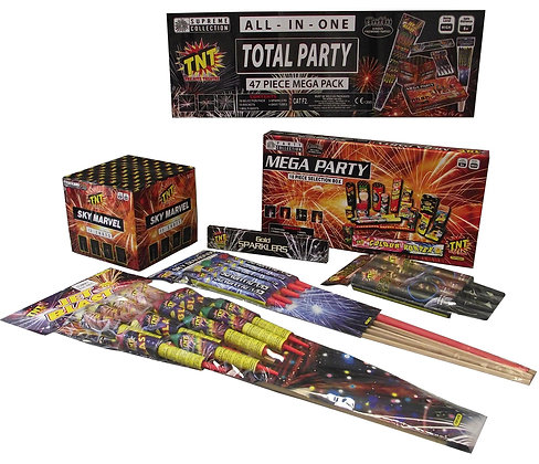 Total Party Pack