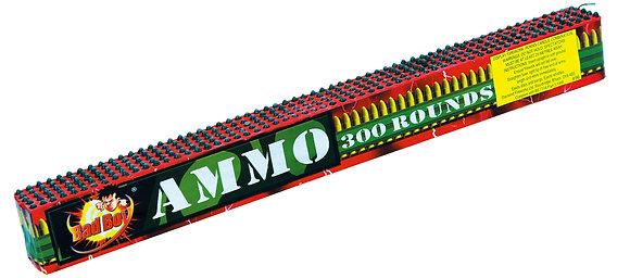 Ammo 300 rounds