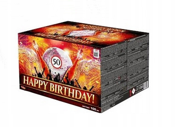 Happy Birthday Special 100 shot