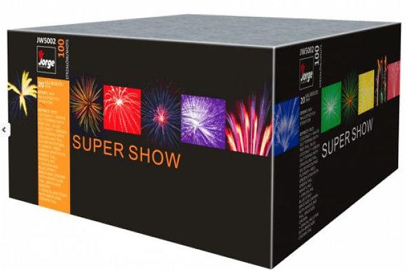 SuperShow Pro Barrage 100 shot