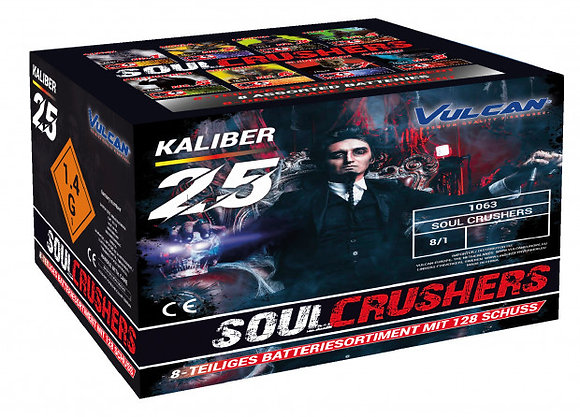 Soul Crusher 8 Barrage Pack