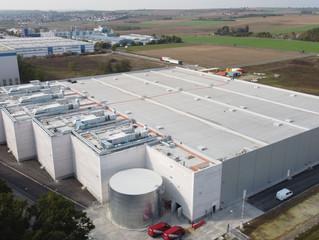 VS Logistics stellt neues Logistikzentrum Dettelbach in Betrieb