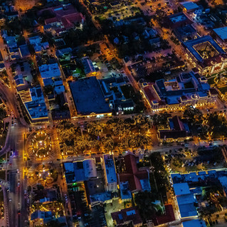 Night of Lights Aerial