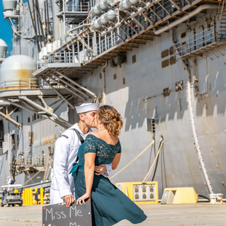 USS Iwo Jima Naval Homecoming to Mayport, FL - 3