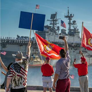 Iwo Jima Homecoming