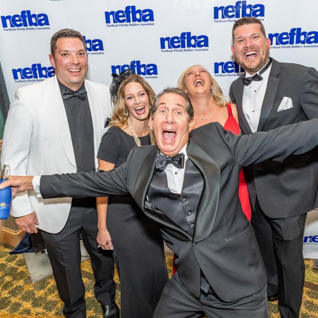 Northeast Florida Builder's Association (NEFBA) Gala, November 2, 2018