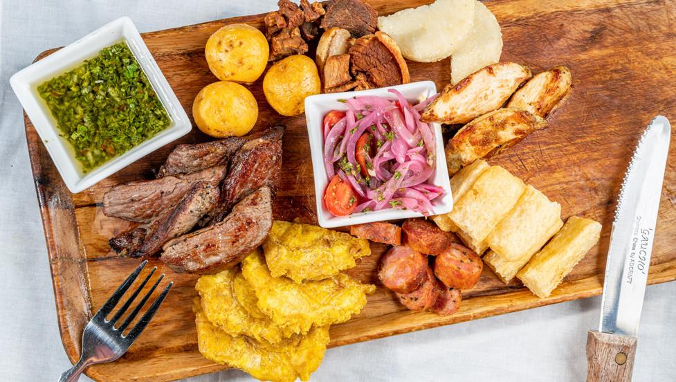 Picada Colombiana