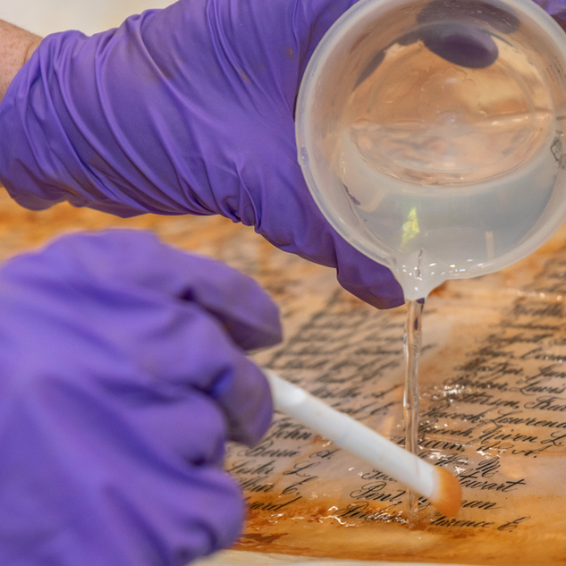 Unearthing the WWI time capsule, 100th Anniversary of Memorial Park - 7