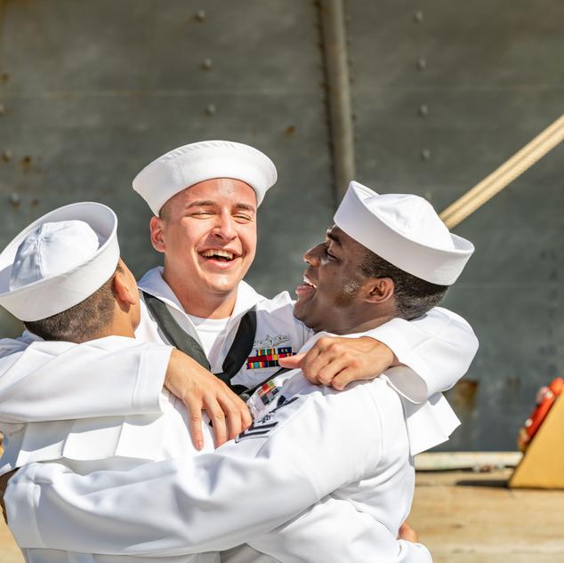 USS Iwo Jima Naval Homecoming to Mayport, FL - 4