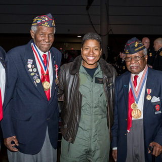 Celebration of the Tuskegee Airmen and U.S. Air Force