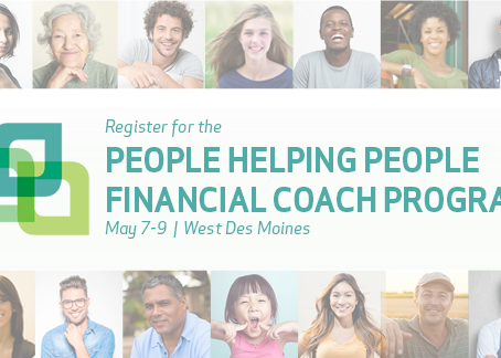 GUEST BLOG by Jaimie Miller: People Helping People Financial Coach Program
