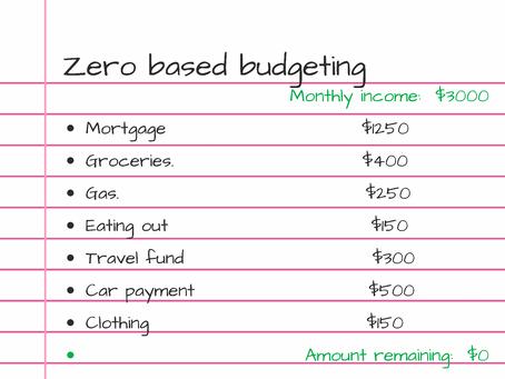 Goldilocks Budget