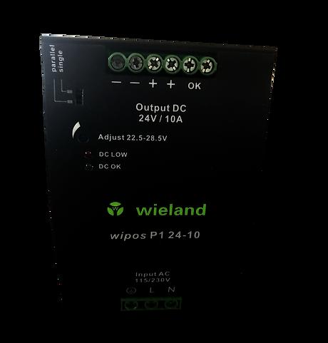 Wieland Wipos 24V Power Supply