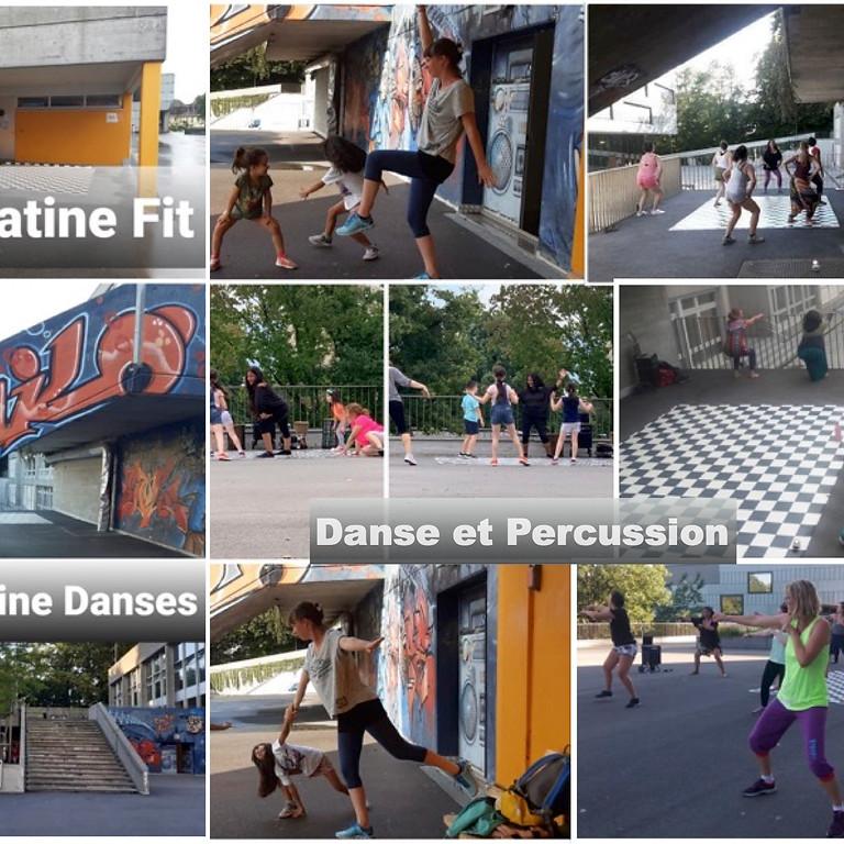 Cours de danse adulte en plein air !