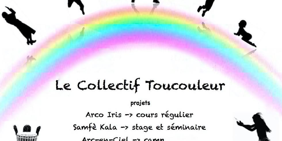 portes ouvertes au cours organisé par Le Collectif Toucouleur