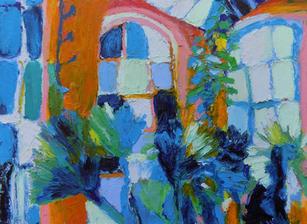 Botanical Window