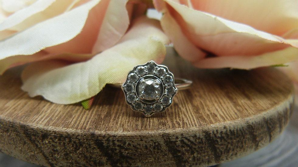 Previously Loved - Diamond Cluster