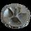 Thumbnail: Botón de aluminio vaciado.