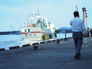 近海マグロ延縄船『良栄丸』第74回(平成31年 第3回目)の操業を終えて、3月6日(水)に水揚げを行います。