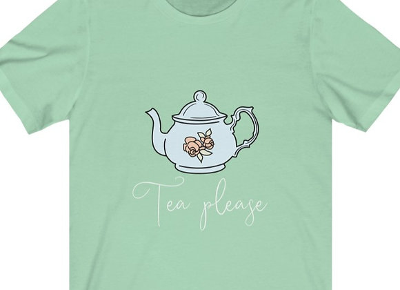 Tea cup collection - T-shirt