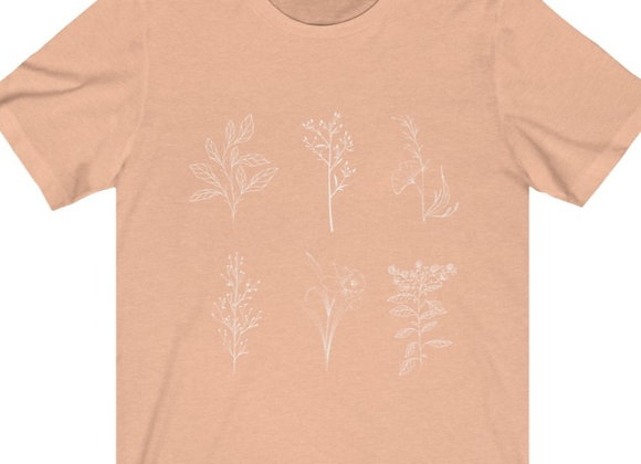 Floral collection - T-shirt