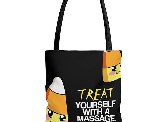 Treat yourself Halloween Tote Bag