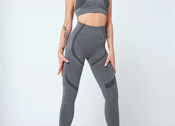 Women seamless fitness set