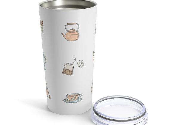 Tea cup collection - Tumbler 20oz