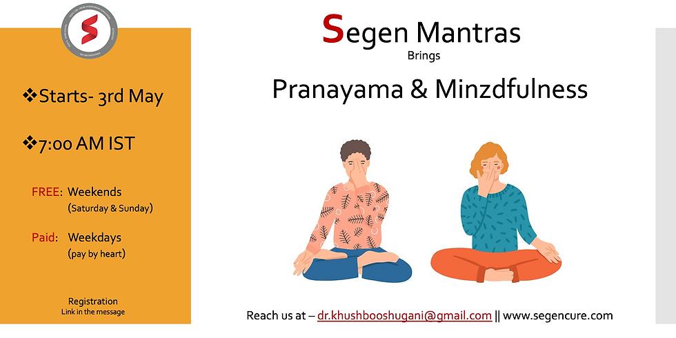 Pranayama & Mindfulness