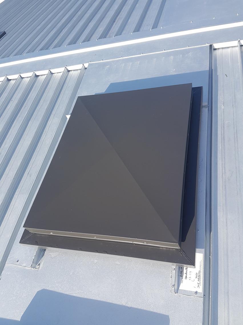 Custom Roof Access Hatch