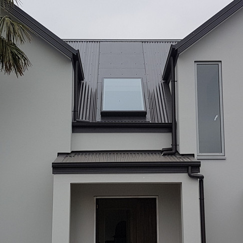 Custom Roof Window
