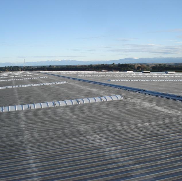 NLS. Air NZ Hanger, Orchard Rd. 27 June