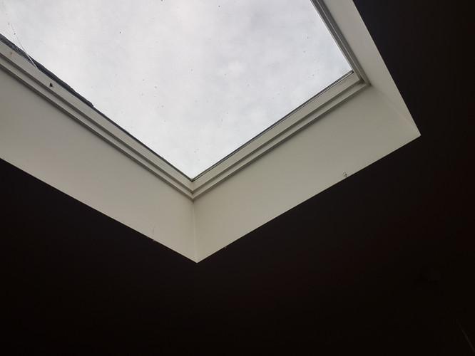 Leaking Skylight