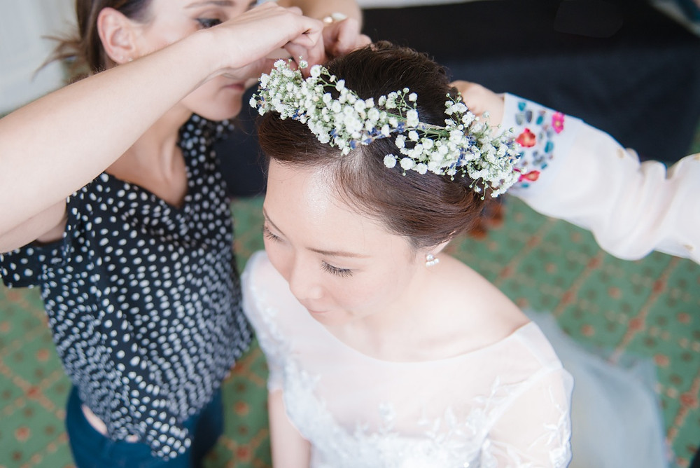 Bridal Makeup Artist Liz Patey