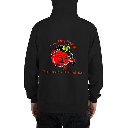 Champion S171 Preserving the Calling Hoodie (Red Font)