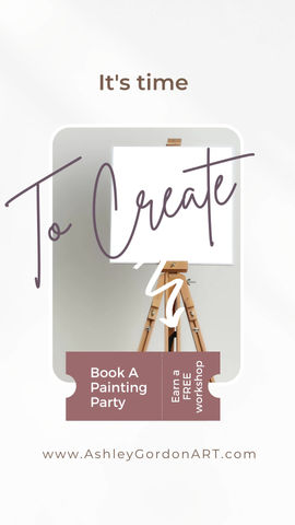 Book A Fall 2021 Painting Party
