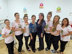 International Dance Staff