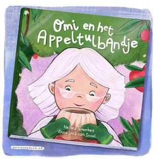 Cover - Omi en het appeltulbandje