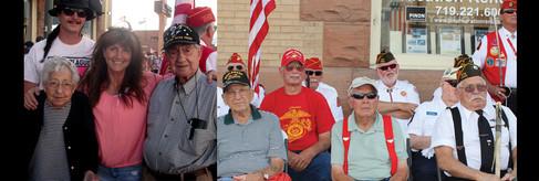 The DeLeo Family with Sam DeLeo (Veteran)