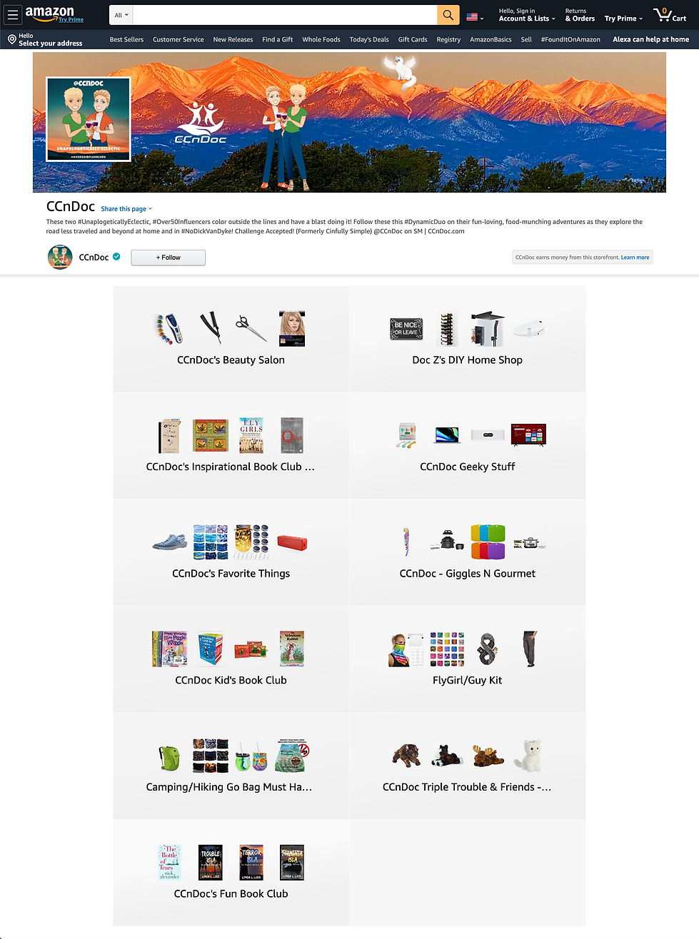 CCnDoc Amazon Influencer Store.png