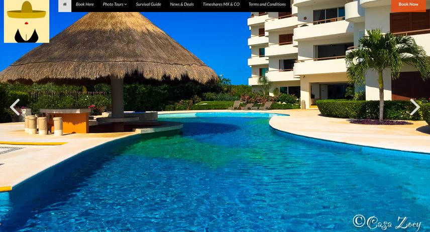 Casa Zoey Website 2