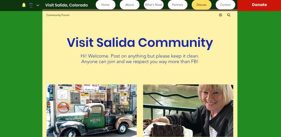 Visit Salida Website 2